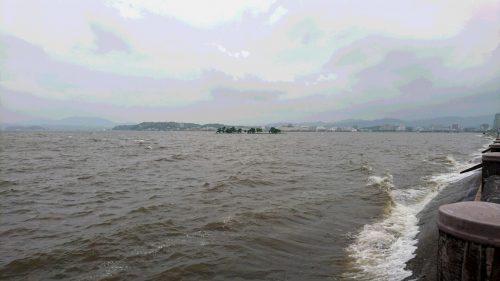 2016年6月17日宍道湖