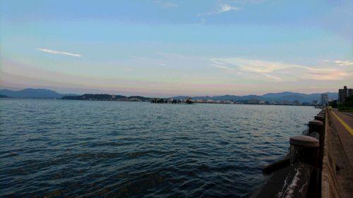 2016年9月2日宍道湖